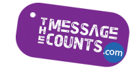 The Message Counts logo
